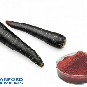 black carrot red