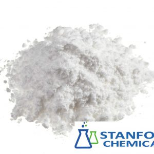 white chemical powder
