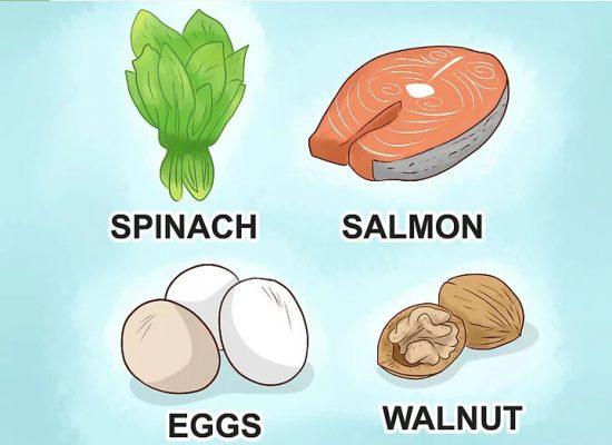 foods supplements