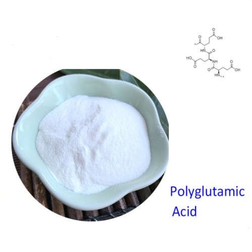 Cosmetic grade Polyglutamic Acid