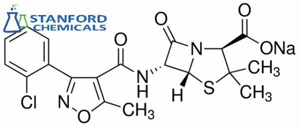 cloxacillin sodium salt