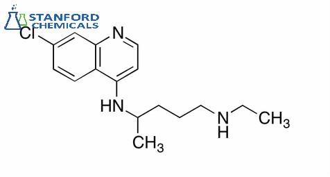 desethyl chloroquine