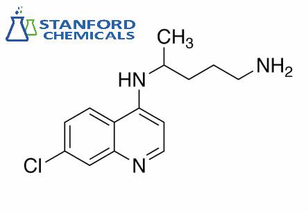 didesethyl chloroquine