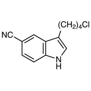 3-(4-Chlorobutyl)indole-5-carbonitrile